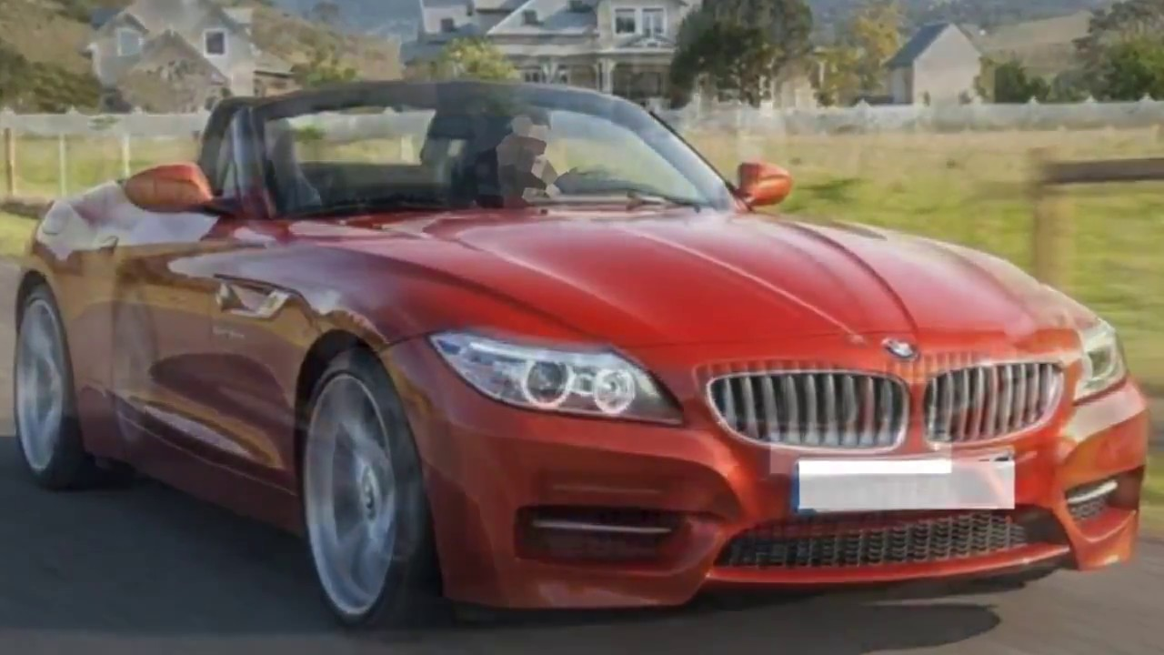 2017 Bmw Z5 Price Specs Refreshed Body Design Youtube