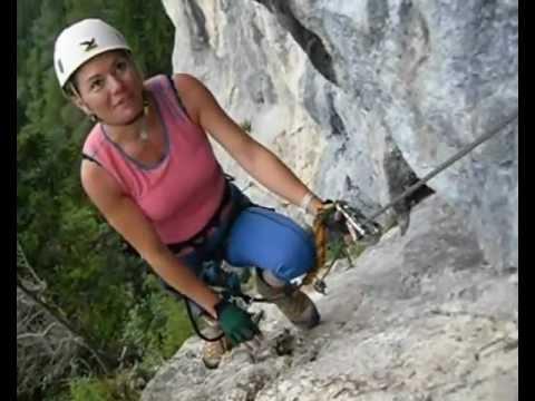 Klettersteig Via Kapf : Klettersteige via kessi und kapf in götzis a youtube