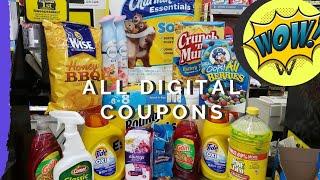 Dollar General $5/$25 Couponin Digital coupons