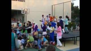 Wreck It Ralph Senior Carnival - Celebration Dance