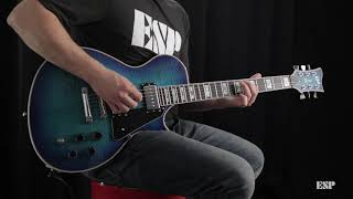 ESP Guitars: LTD Deluxe Xtone PS-1000 Demo by Pat Heath