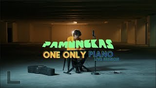 Pamungkas - One Only (Piano LIVE Session #1)