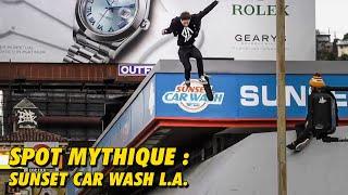L'histoire d'un spot aussi mythique que dangereux : Sunset Car Wash