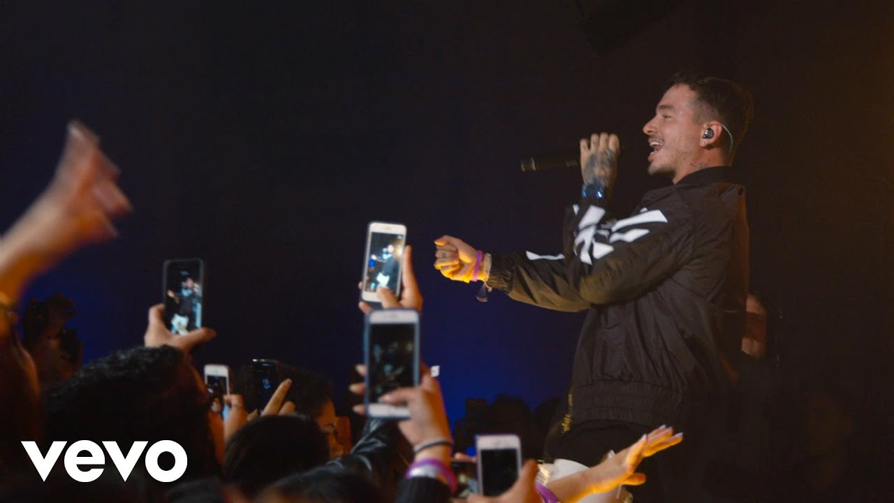 Download J Balvin - Trankila (Live at The Year In Vevo)