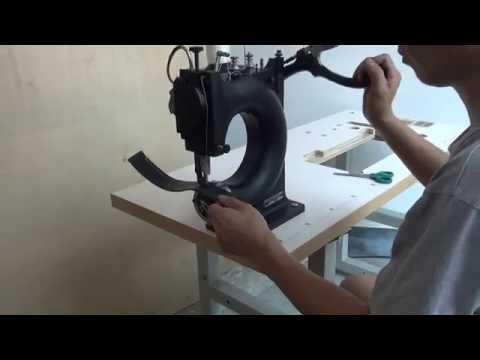 Ручная бытовая швейная машина