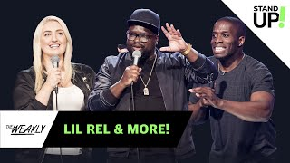 Edition 105 | The Weakly  Lil Rel, Godfrey and Sophia Buddle| Laugh Out Loud Network