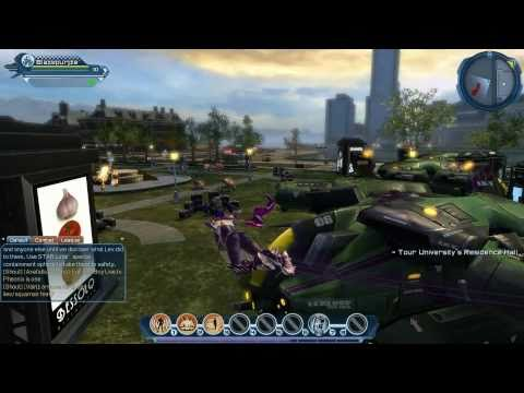 Let's Play DC Universe Online - Part 18 - Cars, Asses, Rings, And Halo