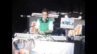 Alex Angelo What Makes You Beautiful (The IX Center 4/12/13)