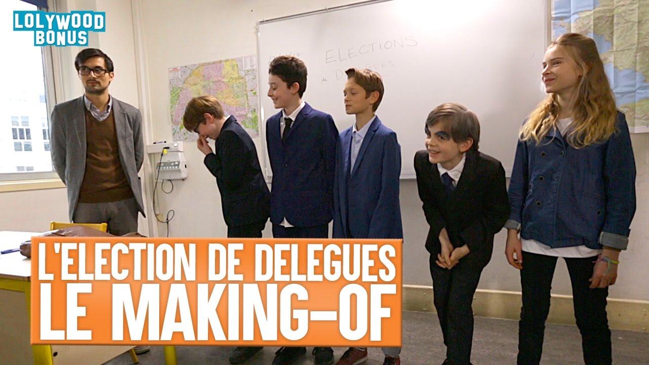 Download L'élection de délégués : Le making of