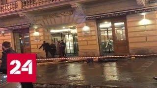 Смотреть видео Серьезное ДТП в Санкт-Петербурге: 2 погибших, 3 пострадавших - Россия 24 онлайн