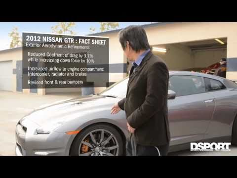 DSPORT 2012 Nissan GT-R Preview