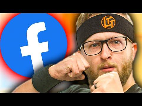 """Facebook: """"Delete ur account"""""""
