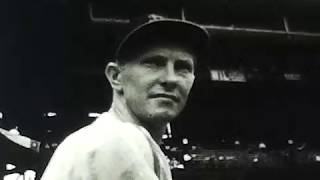 1948 Baseball All Star Game Highlights
