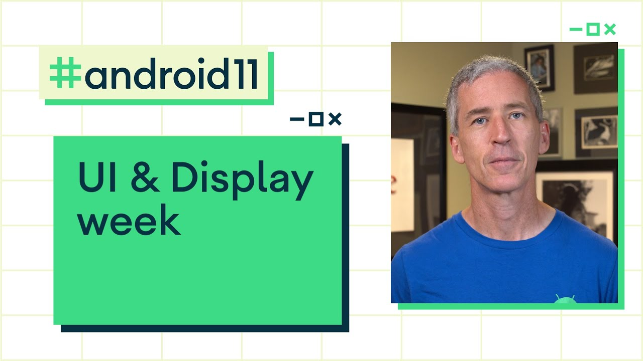 Introduction to Week 11 of 11 Weeks of Android: UI and Display.