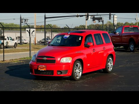 2008 Chevrolet HHR SS For Sale   CP16067A
