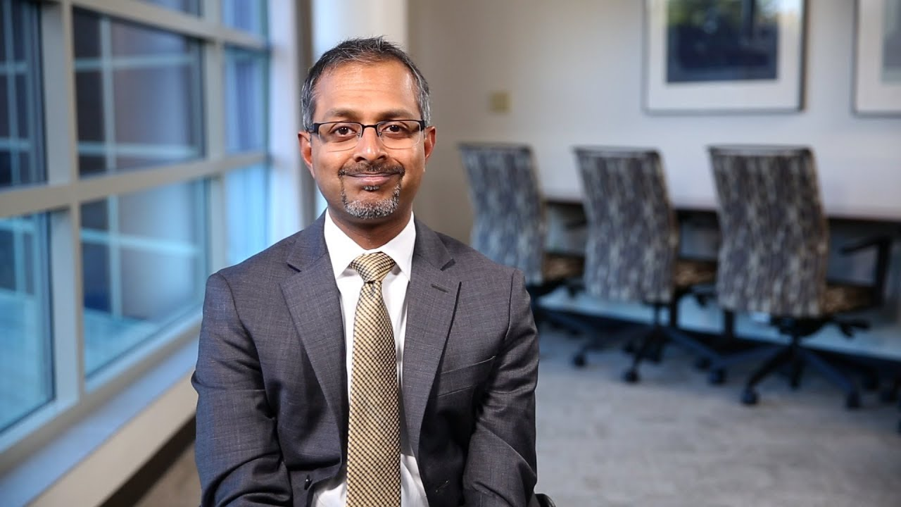 Suresh Gunasekaran: CEO of University of Iowa Hospitals & Clinics