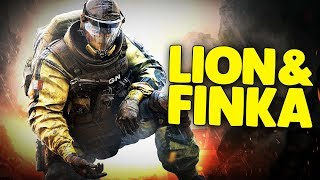LION AND FINKA! - Rainbow Six: Siege