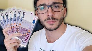 ECCO COME HO SPESO 4000 EURO.