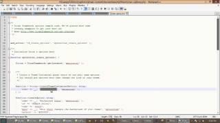 WordPress Bangla Tutorial Titan Framework Part 1