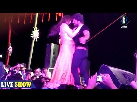 Superhit Live Romantic Stage Show | Khesari Lal Yadav, Kajal Raghwani | Haradiya Kaam Na Kari Taza