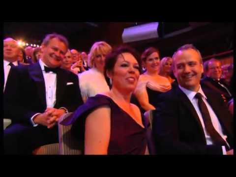 Graham Hosts The Bafta For TV 2013 Awards P 1