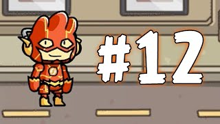 SCRIBBLENAUTS UNMASKED - PART 12 - FLASH! ZOOM!