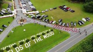 Field of the Wood Pre Assembly Rally in 4K