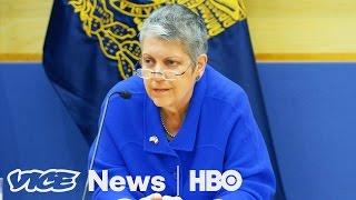 Janet Napolitano  VICE News Tonight on HBO (Full Segment)