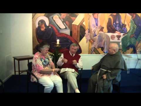 """Pater Joseph Maria möter Charles och Sue Whitehead: """"The Gift of the Holy Spirit"""""""