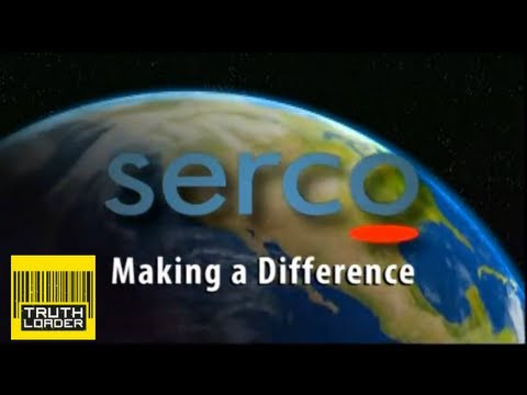 Serco and the private companies running your country - Truthloader