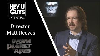 Director Matt Reeves Interview - Dawn Of The Planet Of The Apes