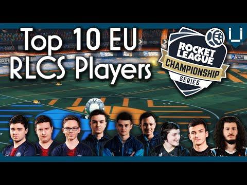 Top 10 EU RLCS7 Players | Johnny vs Twitch