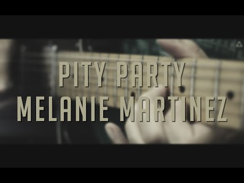 Melanie Martinez - Pity Party (Rock Cover by Jaro.V)