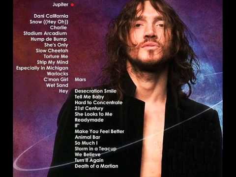 John Frusciante - Stadium Arcadium (Guitar Tracks)