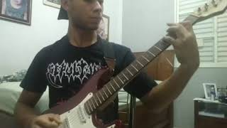 Pungent Stench - Dead Body Love (guitar cover)