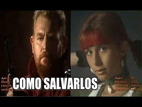 Resident Evil Como Salvar a Barry & Rebecca - YouTube