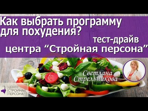 тест на диету для похудения