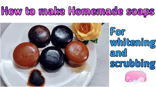 how to make home made soaps fo…