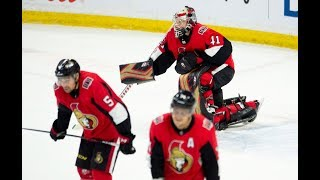 This is another sad chapter for the Sens.