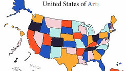 United States of Arts: Oregon