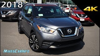 2018 Nissan Kicks Sv - Ultimate In-depth Look In 4k