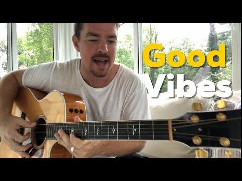 Good Vibes | Chris Janson | Beginner Guitar Lesson