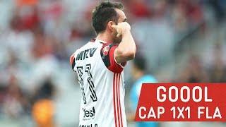 Gol de Mancuello | Atlético-PR 1x1 Flamengo