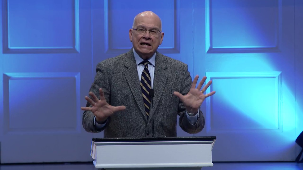 Tim Keller | Mark 15:33-47 | 4/16/2018