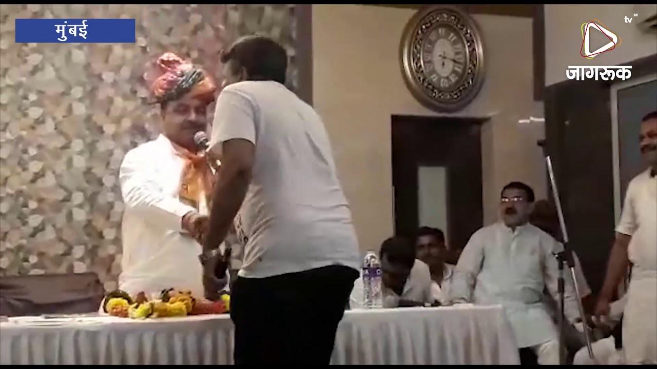 मुंबई : रानीवाड़ा विधायक ने बांटे पीले चावल