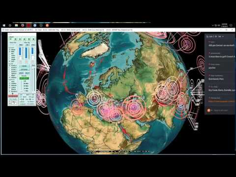 7/18/2017 -- Major Earthquake Unrest worldwide -- M7.7 Alaska, M6.5 Peru + Yellowstone Swarm