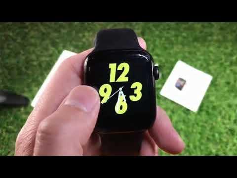 ⌚️📲Watch4 Mini Smart Watches (FP5 Mini) เมนูภาษาไทย โทร,รับสายได้ !! By Bank Power Bank !!