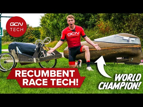 The Hottest Recumbent Bicycle Tech! thumbnail