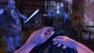 Haunted House Escape - Granny Ghost Games - Gameplay Walkthrough HD