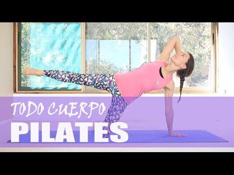 Pilates para TODO cuerpo intenso y entretenido | Elena Malova